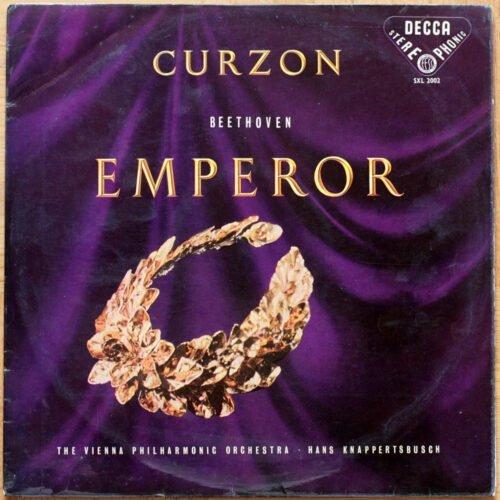 Beethoven Concerto Piano 5 Curzon Knappertbusch