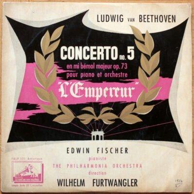 Beethoven Concerto Piano 5 Fischer Furtwangler
