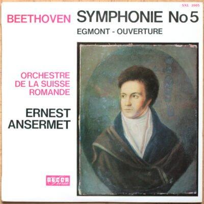 Beethoven Symphonie 5 Ansermet