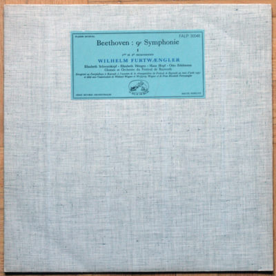 Beethoven Symphonie 9 Furtwangler