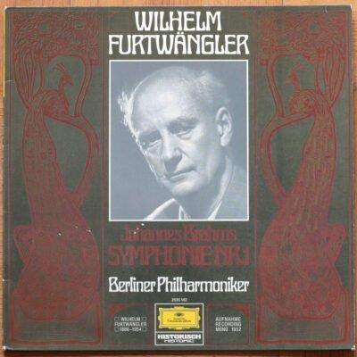 Brahms Symphonie 1 Furtwangler