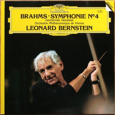 Brahms Symphonie 4 Bernstein DGG Digital Aufnahme
