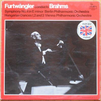 Brahms Symphonie 4 Furtwangler