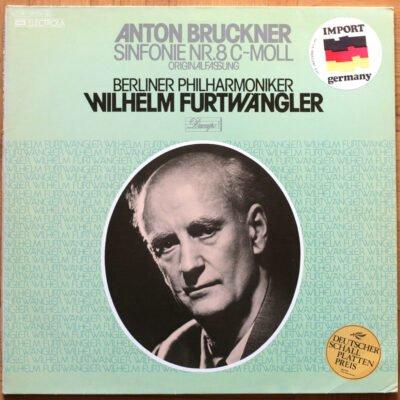 Bruckner Symphonie 8 Furtwangler