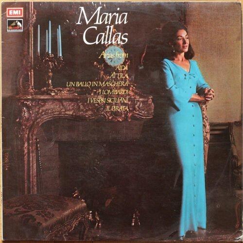 Callas Airs Aida Attila Rescigno