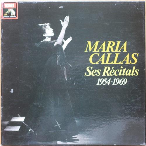 Callas Ses Recitals 1954 1969