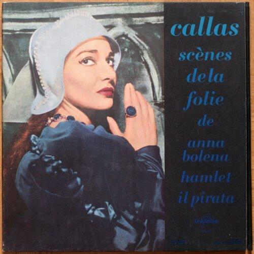 Callas Scenes Folie Rescigno