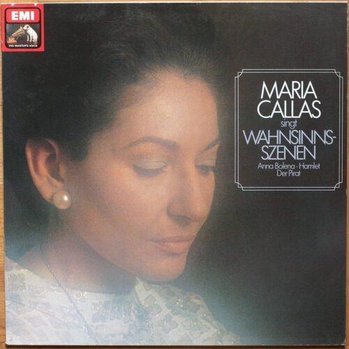 Callas Singt Wahnsinns Szenen