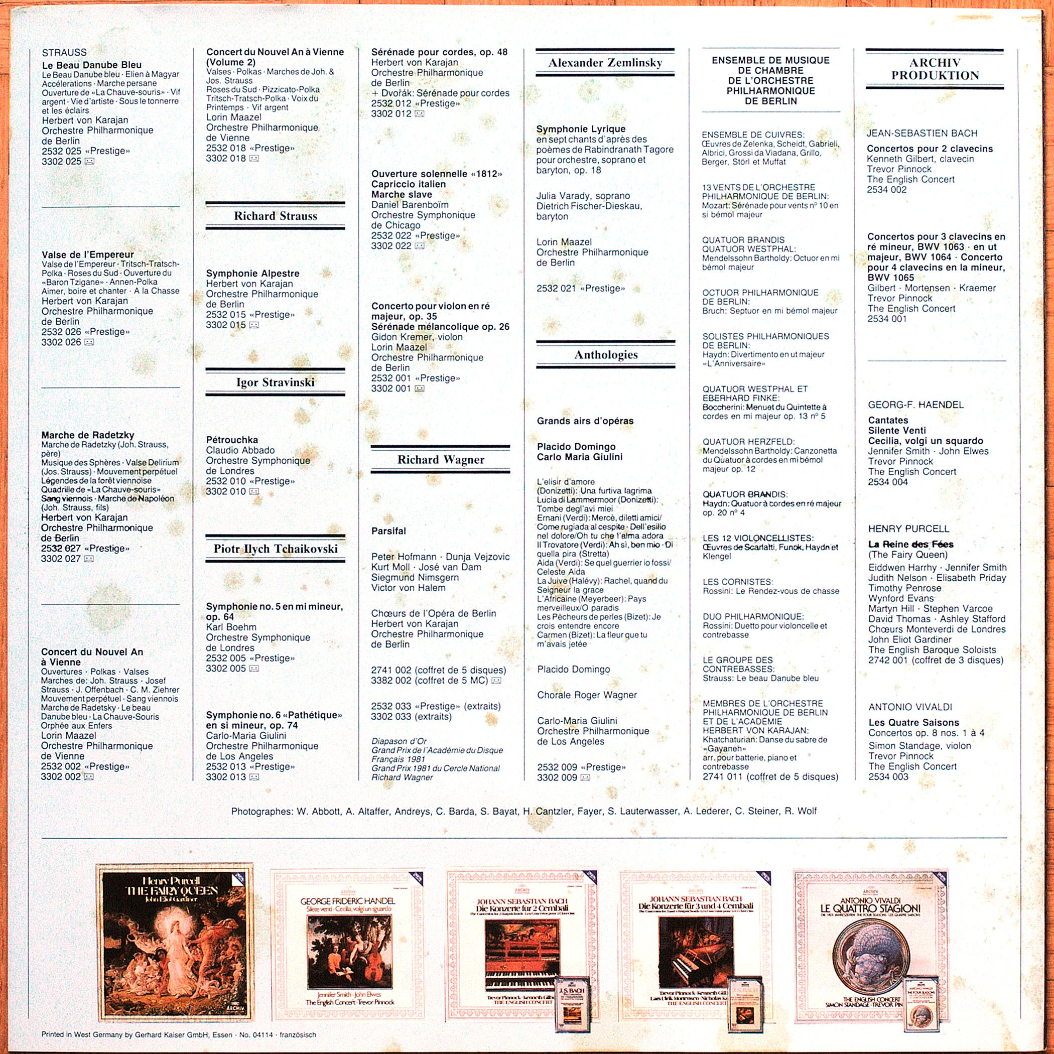 DGG Catalogue Didigtal Numerique Page 6