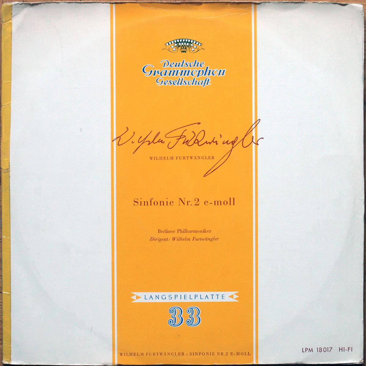 DG | Deutsche Grammophon | Records | LP | Vinyl | Label Guide | Références