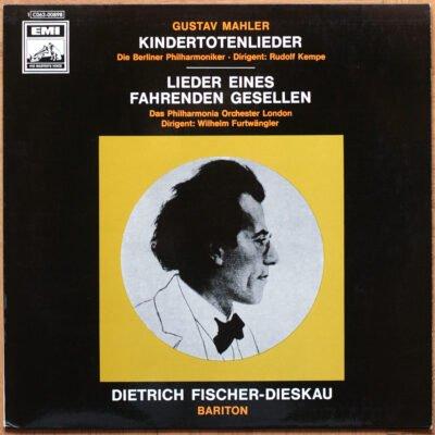 Mahler Kindertotenlieder kempe Fischer-dieskau