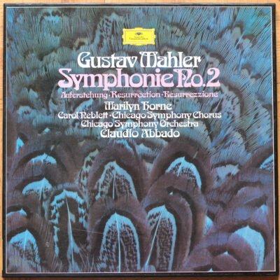 Mahler Symphonie 2 Abbado