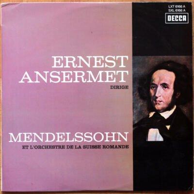 Mendelssohn Symphonie 4 Ansermet
