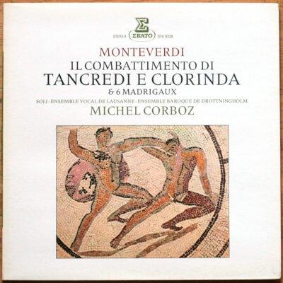Monteverdi Combattimento Corboz