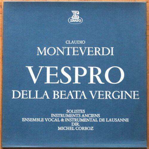 Monteverdi Vespro Corboz