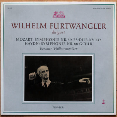 Schubert Symphonie 8 Furtwangler