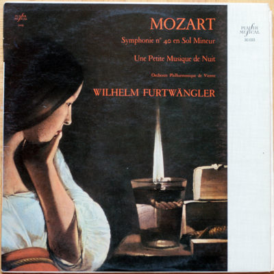 Mozart Symphonie 40 Furtwangler