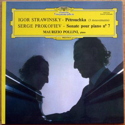 Prokofiev Strawinsky Pollini