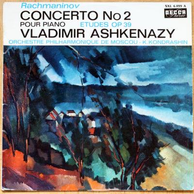 Rachmaninoff Concerto Piano 2 Ashkenazy_ Kondrashin