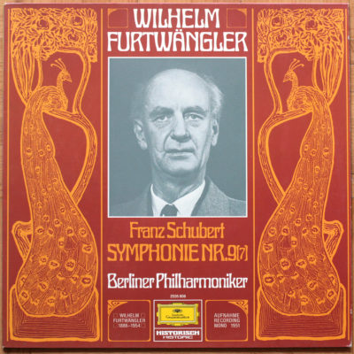 Schubert Symphonie 9 Furtwangler