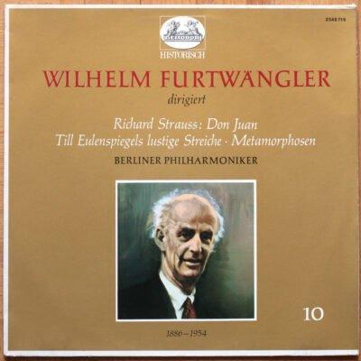 Strauss Don Juan Furtwangler