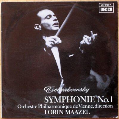 Tchaikovsky Symphonie 1 Maazel