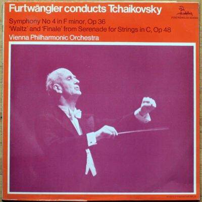 Tchaikovsky Symphonie 4 Furtwangler