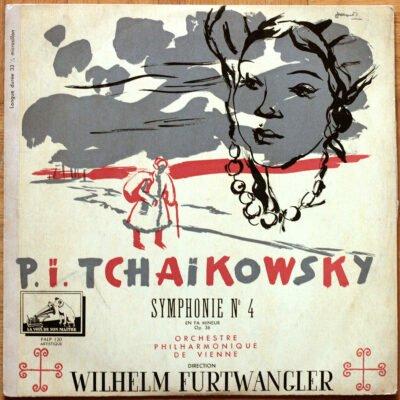 Tchaikovsky Symphonie 4 urtwangler