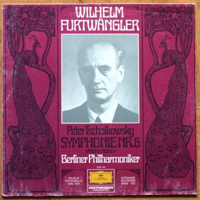 Tchaikovsky Symphonie 6 Furtwangler