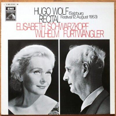 Wolf Lieder Schwarzkopf Furtwangler