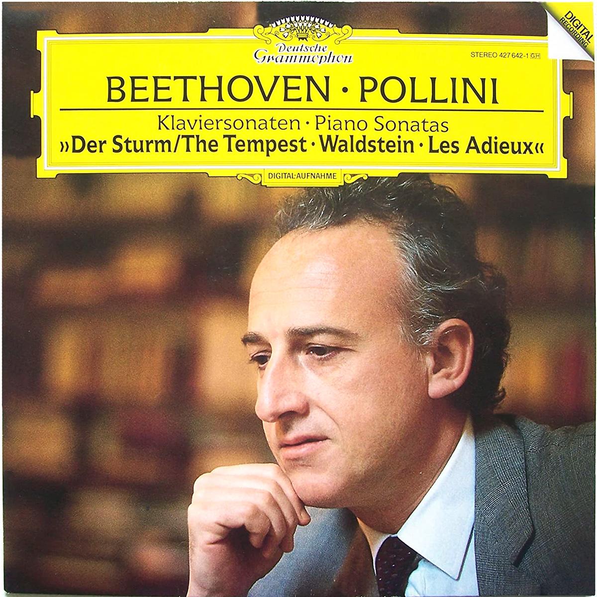 DGG 427 642 Beethoven Klaviersonaten 17