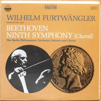 Beethoven Symphonie 9 Berliner Philharmoniker Furtwangler
