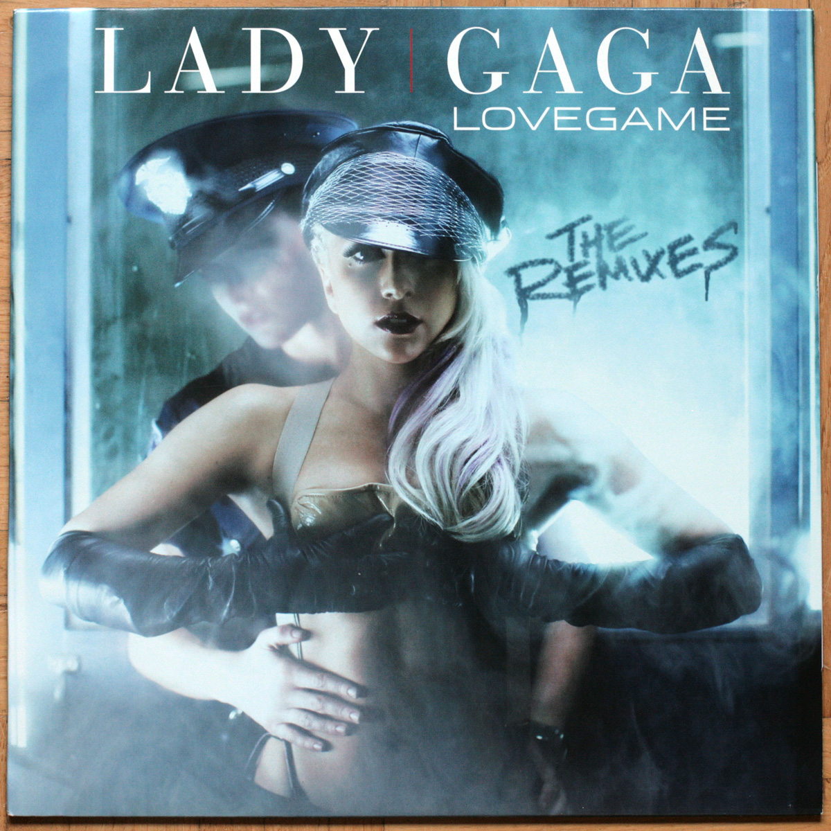 Lady Gaga ‎Lovegame The Remixes