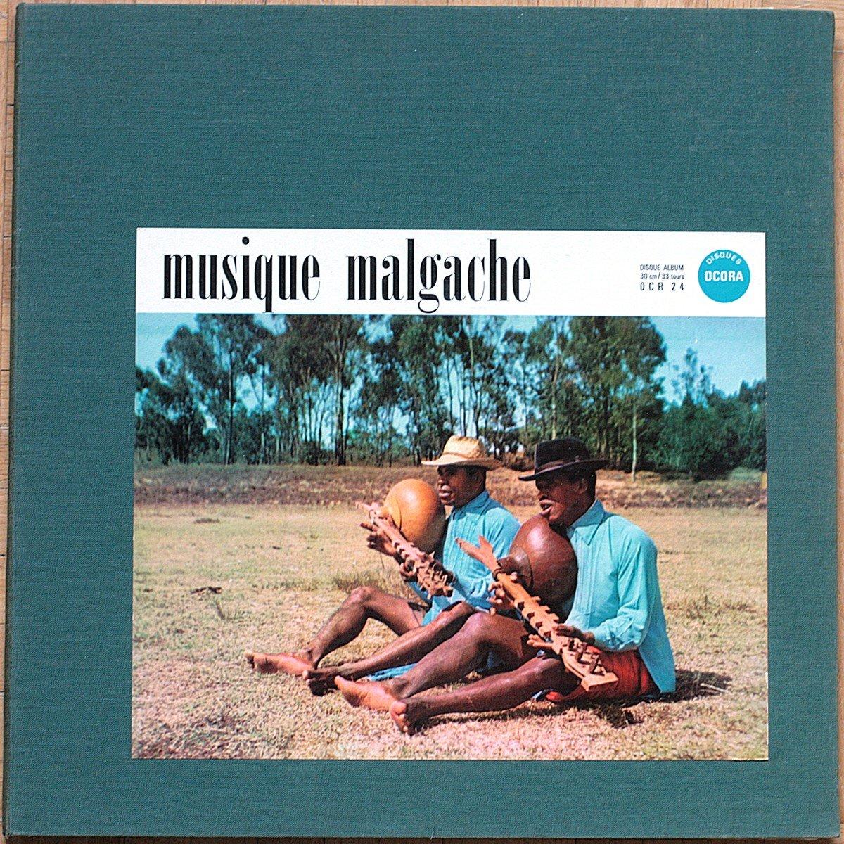 Musique Monde Madagascar