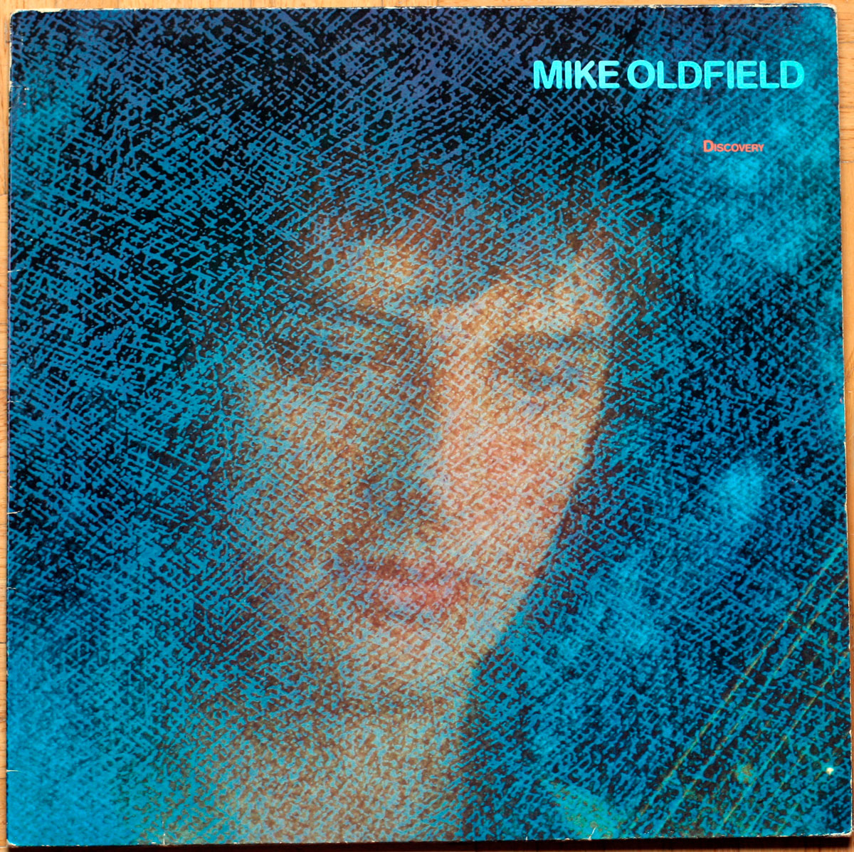 Mike Oldfield Discovety And The The Lake