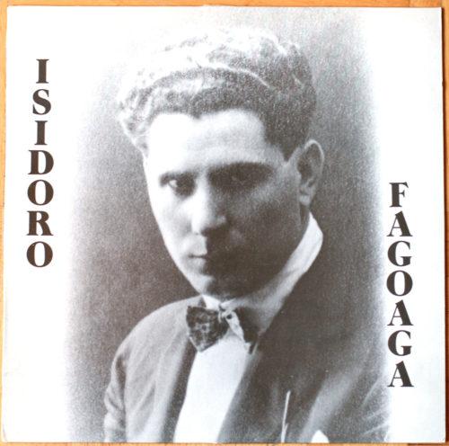 Isidoro Fagoaga Giordano Andrea Chénier Wagner Tannhauser Lohengrin Parsifal Die Walküre Verdi Otello
