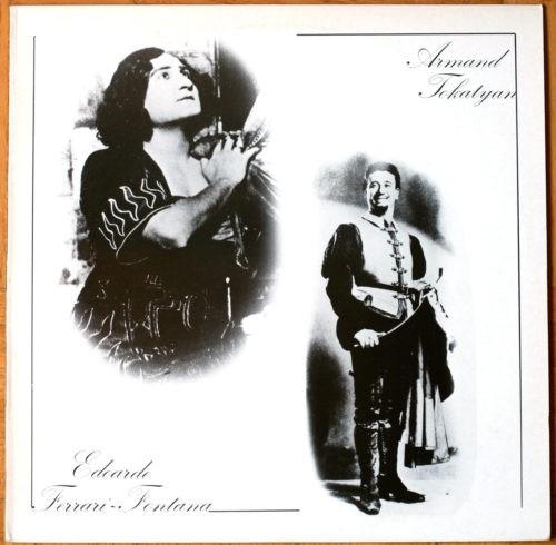Edoardo Ferrari-Fontana Wolf-Ferrari Verdi Bizet Leoncavallo Wagner Massenet Gounod Meyerbeer