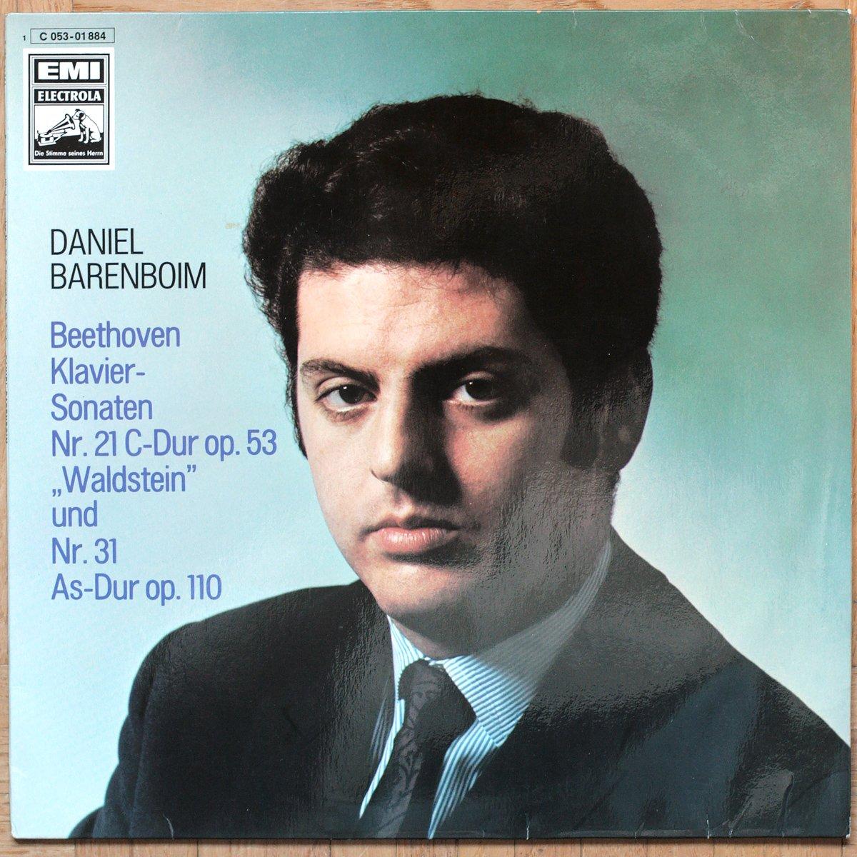 "Beethoven • Sonates n° 21 ""Waldstein"" & 31 • Daniel Barenboim"